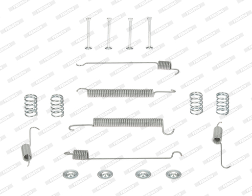 Kit de montage machoires de frein FERODO FBA8 (X1)