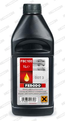 Liquide de frein FERODO FBC100 (X1)