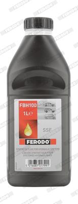 Liquide de frein FERODO FBH100 (X1)