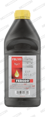Liquide de frein FERODO FBL100 (X1)