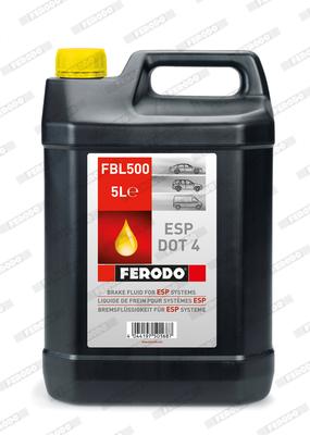 Liquide de frein FERODO FBL500 (X1)