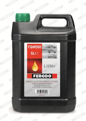 Liquide de frein FERODO FBM500 (X1)