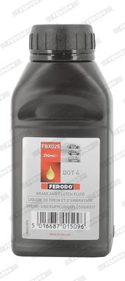 Liquide de frein FERODO FBX025 (X1)