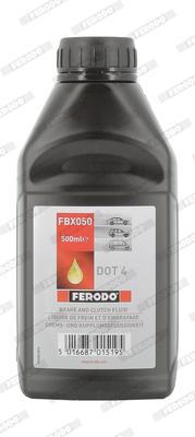 Liquide de frein FERODO FBX050 (X1)