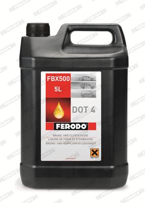Liquide de frein FERODO FBX500 (X1)