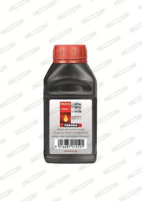 Liquide de frein FERODO FBZ025 (X1)