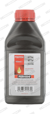 Liquide de frein FERODO FBZ050 (X1)