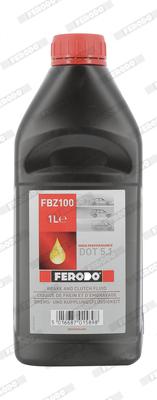 Liquide de frein FERODO FBZ100 (X1)