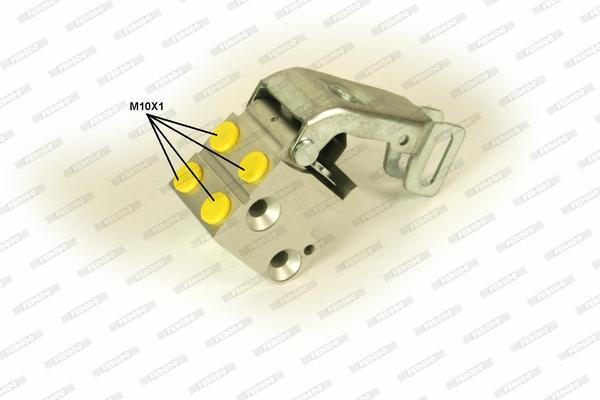 Regulateur de freinage (ou repartiteur) FERODO FHR7106 (X1)