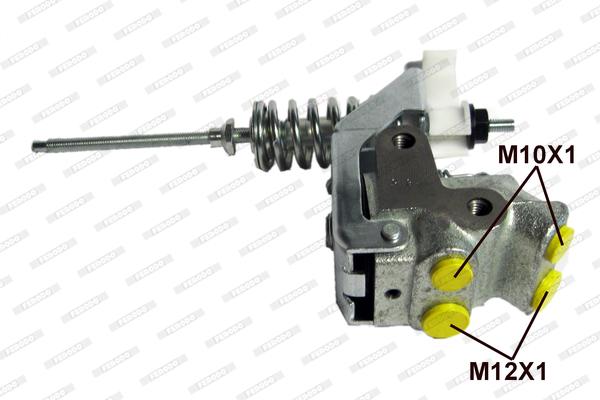 Regulateur de freinage (ou repartiteur) FERODO FHR7114 (X1)