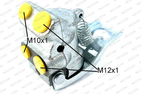 Regulateur de freinage (ou repartiteur) FERODO FHR7136 (X1)