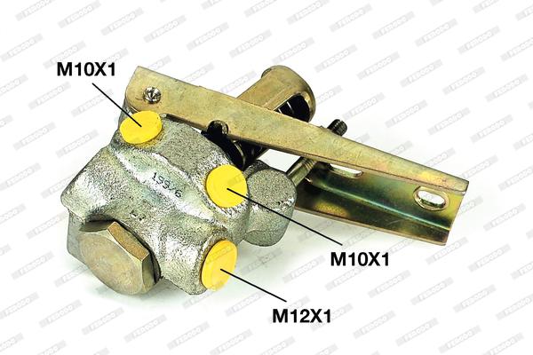 Regulateur de freinage (ou repartiteur) FERODO FHR7142 (X1)