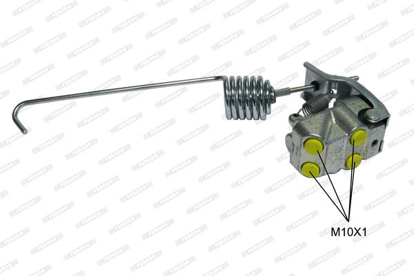 Regulateur de freinage (ou repartiteur) FERODO FHR7154 (X1)