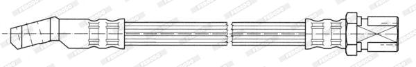 Flexible de frein FERODO FHY2868 (X1)
