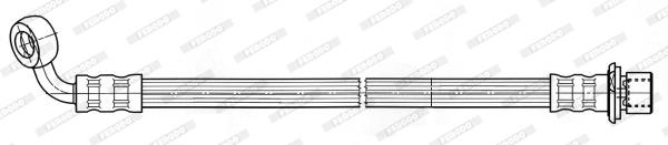 Flexible de frein FERODO FHY3154 (X1)
