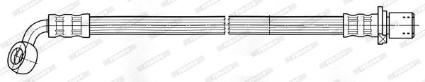 Flexible de frein FERODO FHY3155 (X1)