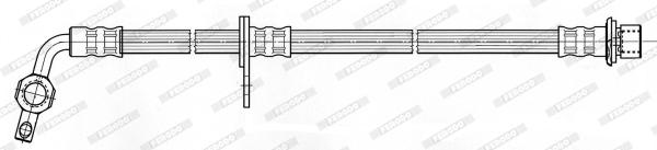 Flexible de frein FERODO FHY3266 (X1)