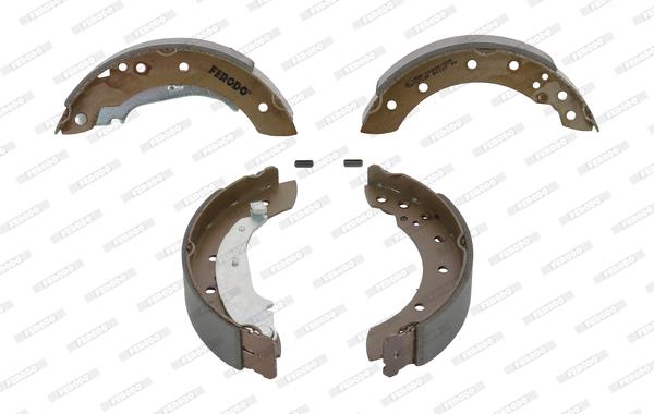 kit de frein arrière simple ou prémonté FERODO FSB519 (Jeu de 4)