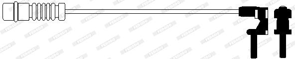 Temoin d'usure de frein FERODO FWI267 (Jeu de 2)