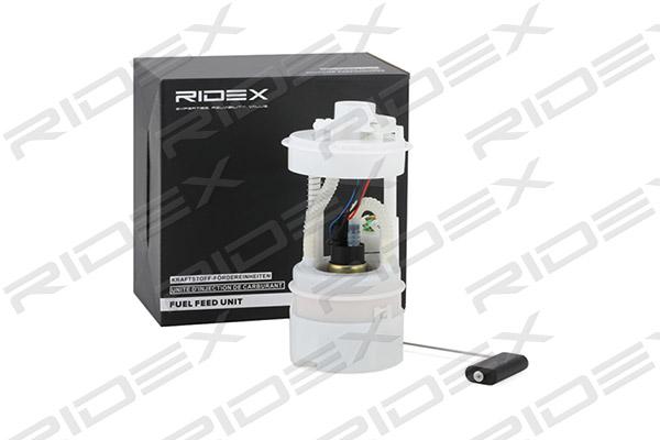 Unité d'injection de carburant RIDEX 1382F0148 (X1)
