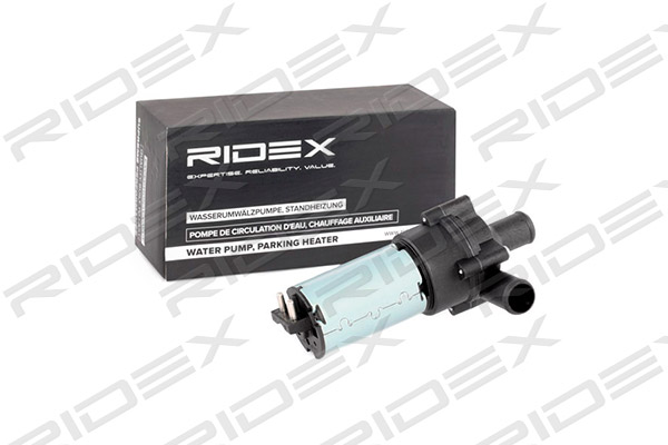 Chauffage RIDEX 999W0005 (X1)