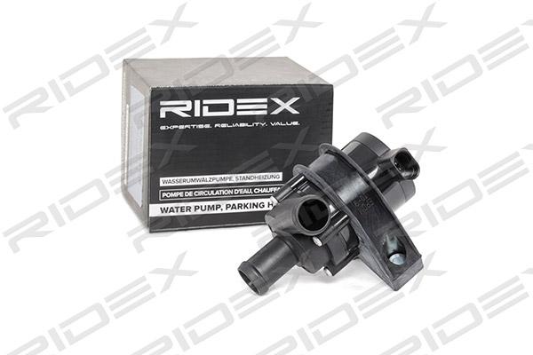 Chauffage RIDEX 999W0006 (X1)