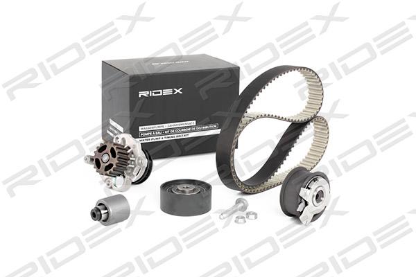 Kit distribution + pompe a eau RIDEX 3096W0003 (X1)