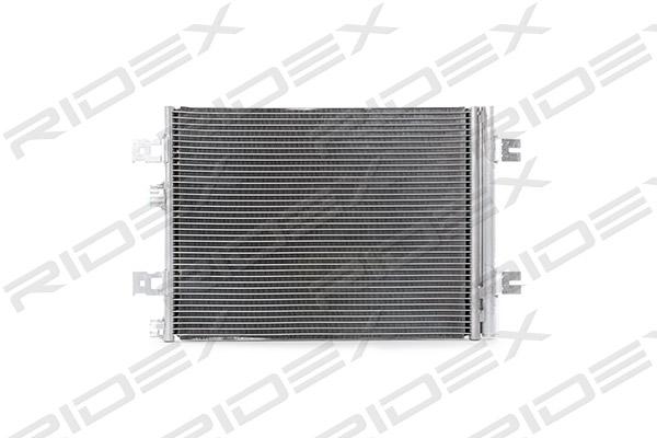 Condenseur / Radiateur de climatisation RIDEX 448C0099 (X1)