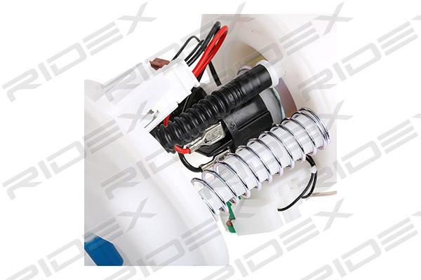Unité d'injection de carburant RIDEX 1382F0076 (X1)