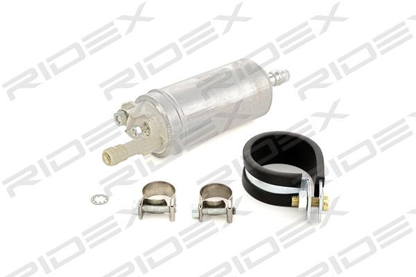 Pompe à carburant RIDEX 458F0008 (X1)