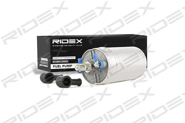 Pompe à carburant RIDEX 458F0014 (X1)