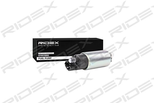 Pompe à carburant RIDEX 458F0032 (X1)