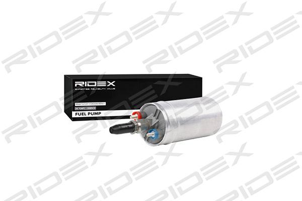 Pompe à carburant RIDEX 458F0048 (X1)