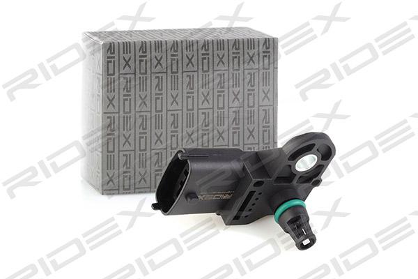 Capteur de pression de suralimentation RIDEX 161B0003 (X1)