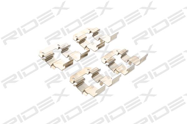 Kit de montage plaquettes de frein RIDEX 1164A0004 (X1)