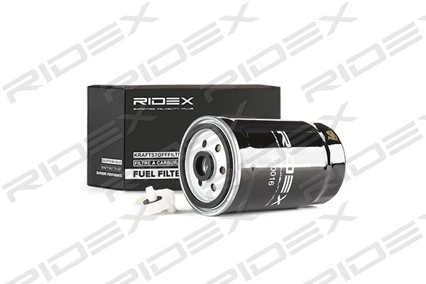 Filtre a carburant RIDEX 9F0016 (X1)