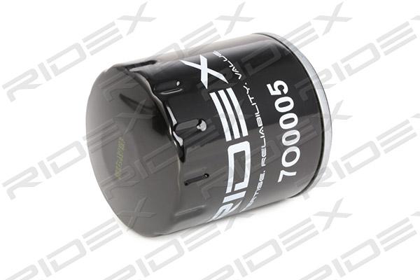 Filtre a huile RIDEX 7O0005 (X1)