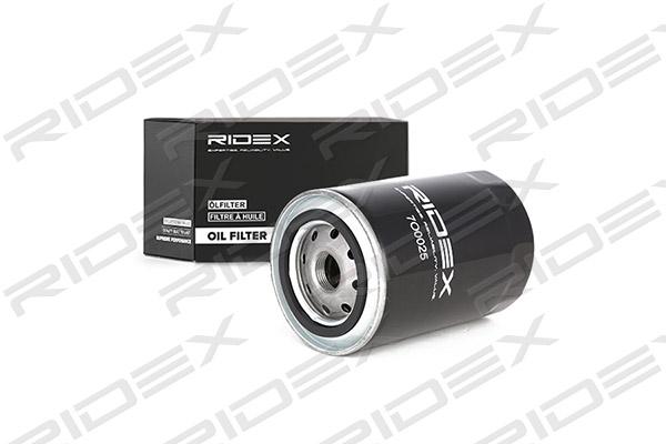 Filtre a huile RIDEX 7O0025 (X1)