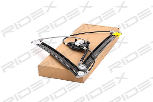 Mecanisme de leve vitre avant RIDEX 1561W0046 (X1)