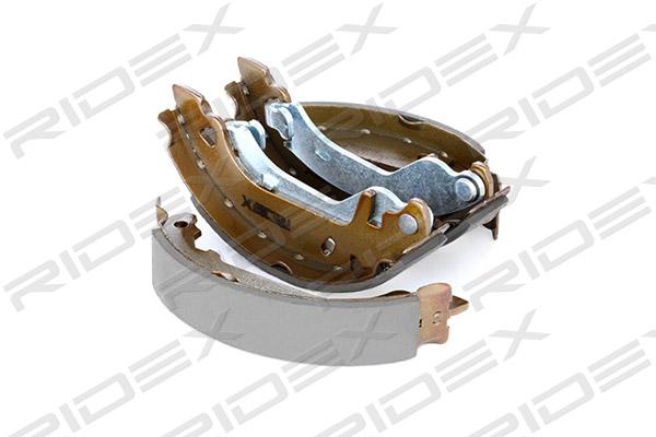 kit de frein arrière simple ou prémonté RIDEX 70B0099 (X1)