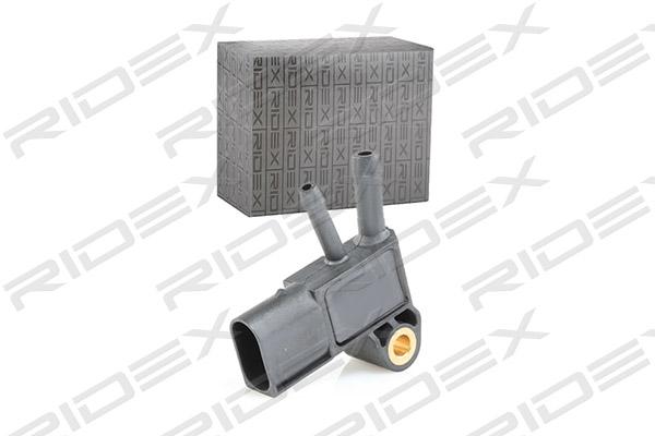 Capteur, pression des gaz échappement RIDEX 4272S0014 (X1)