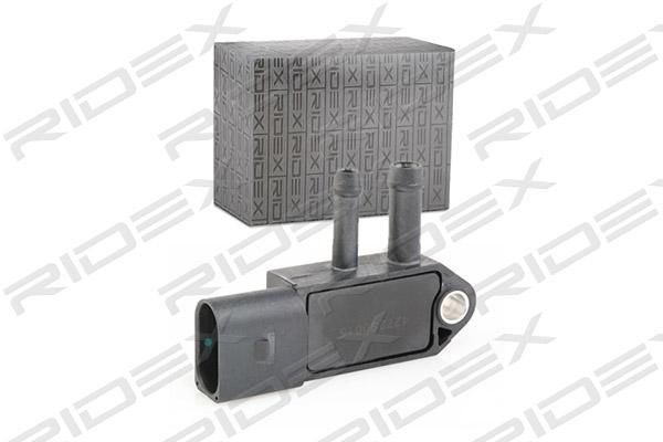 Capteur, pression des gaz échappement RIDEX 4272S0015 (X1)