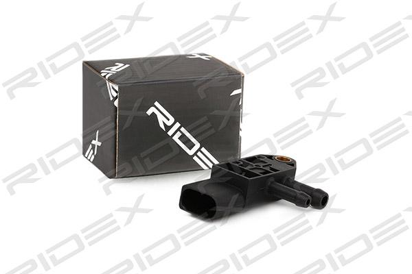 Capteur, pression des gaz échappement RIDEX 4272S0016 (X1)