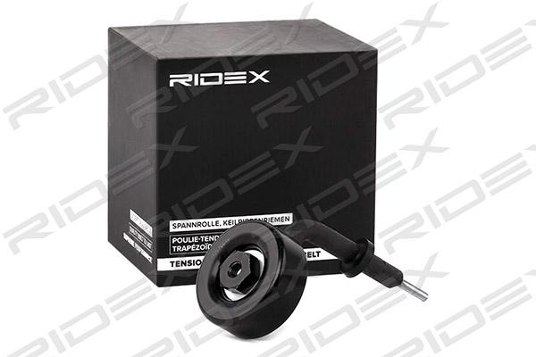 Galet tendeur accessoires RIDEX 310T0042 (X1)