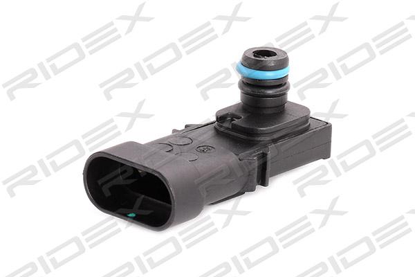 Capteur, pression du tuyau d'admission RIDEX 3947S0007 (X1)