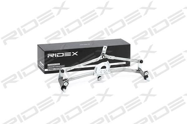 Mecanismes d'essuie glace RIDEX 300W0002 (X1)