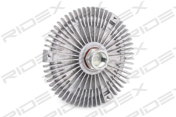 Embrayage de ventilateur refroidissement RIDEX 509C0029 (X1)