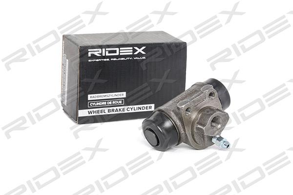 Cylindre de roue RIDEX 277W0039 (X1)