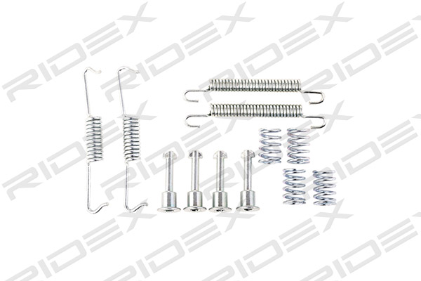 Kit d'accessoires mâchoires de frein de stationnement RIDEX 1337P0015 (X1)
