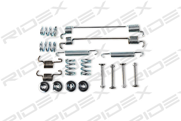 Kit de montage machoires de frein RIDEX 1502A0004 (X1)